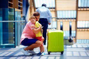 Sad departure